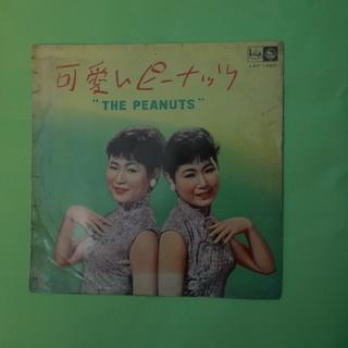 THE    PEANUTS    (  LPレコード)   可...