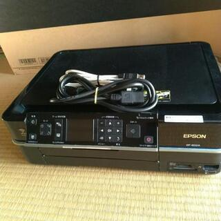 EPSON 複合プリンター EP-802A 通電確認済 訳あり品