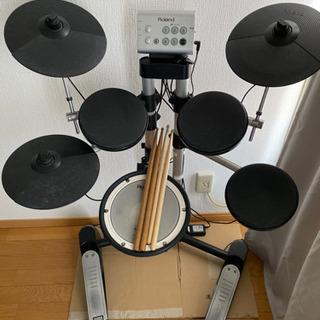 Roland HD-1 電子ドラム