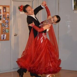 社交ダンス ドレス ラテン スタンダード 試着できます