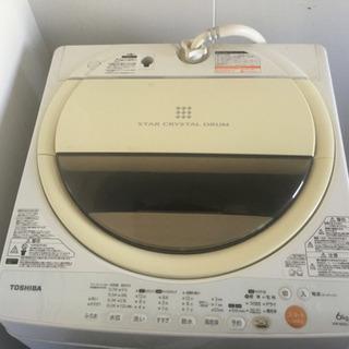 ■配達可■東芝 全自動洗濯機 6.0Kg 2012年製 AW-60GL