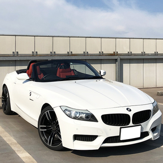 【激安出品!】 超希少な BMW Z4☆