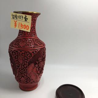 台座付きの壺😊 現品限りです☺️ 税込み1,500!! 熊本リサ...