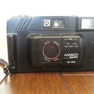 AMBICO AC-400 フィルムコンパクトカメラ