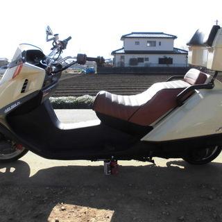 フュージョン シャコタン MF02 エンジン快調 抹消渡し 埼玉発 - バイク