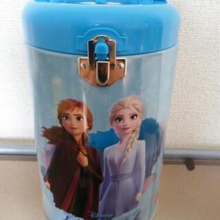 アナと雪の女王2★スチール缶