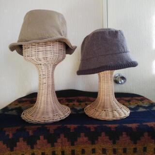 帽子とショール
