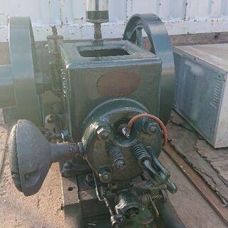 ミウラ軽油発動機
