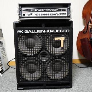 ベースアンプ GALLIEN-KRUEGER (ギャリエンクルー...