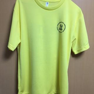 マッチ主催のイベントTシャツ