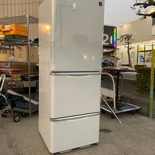 低年式の為激安!SHARP ノンフロン冷凍冷蔵庫 SJ-PW35...