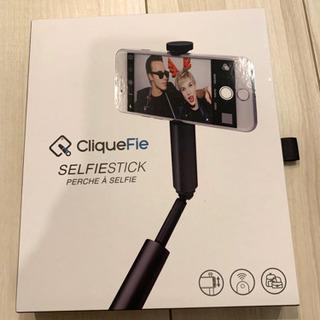 フィースティック 自撮り棒 CliqueFie 新品