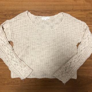 マーキュリーデュオ  ざっくりセーター
