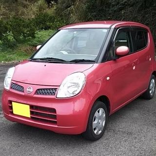 日産 モコ E 可愛い車です
