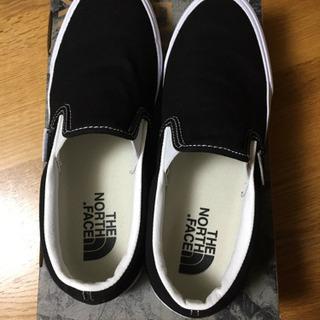 ノースフェイス靴23.0㎝ 中古 決まりました。