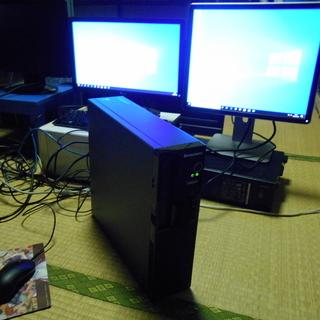 デスクトップパソコン LenovoThinkCentre E73...