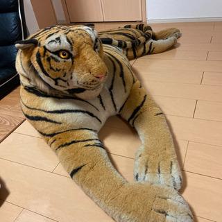 虎 ぬいぐるみ