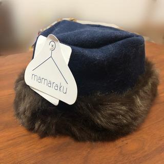 mamaraku 帽子 48cm