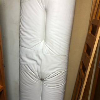 ダブルサイズベッド & マットレス