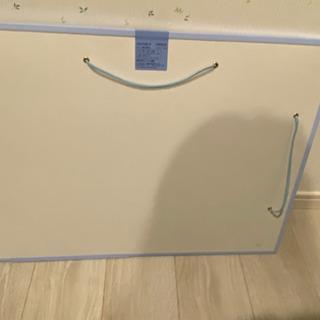 ホワイトボードA2 壁掛け可能 縦横使用可能