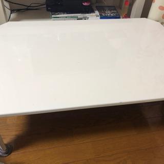 【1/29まで】ニトリ 折り畳みテーブル