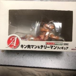キン肉マン&テリーマンフィギュア!