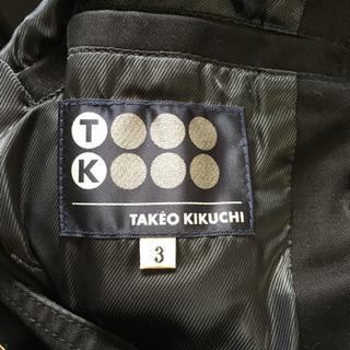 タケオキクチ ミリタリーPコート お洒落 - 服/ファッション