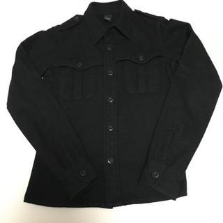 【美品】Pledge ウールミリタリージャケット サイズ4…