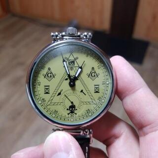 激レア❗フリーメイソンの腕時計⌚値下げしました❗