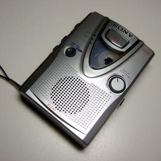 SONY カセットレコーダー TCM-400