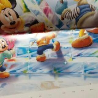 【残り1冊】ディズニー 2020 カレンダー