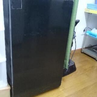 冷蔵庫あげます(ジャンク)