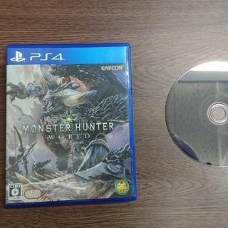 PS4 モンスターハンターワールド ソフト