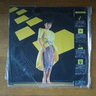 昔のLPレコード MINDS 大橋純子の世界Ⅱ(フィリップスレコード)