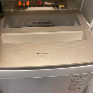 1年半使用 Panasonic洗濯機 8キロ