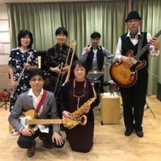 MT社交ダンスバンド「サマーコンサート」@高輪いきいきプラザ1F...