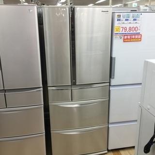 安心の6ヶ月保証付き!Panasonic 6ドア冷蔵庫【トレファ...