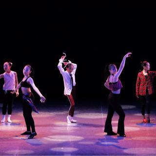ジャズダンス•コンテンポラリージャズダンス