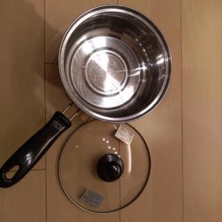 片手鍋 清掃・磨き済み