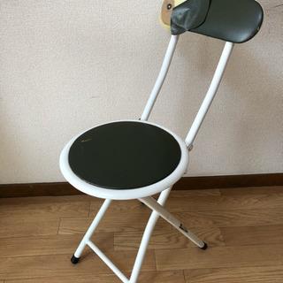 折りたたみパイプ椅子あげます