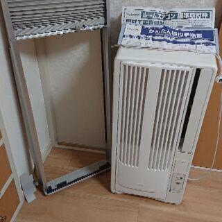コイズミ 窓用エアコンKAW-1982 2018年製