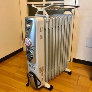 ファン付きオイルヒーター 2019年購入 〜12畳