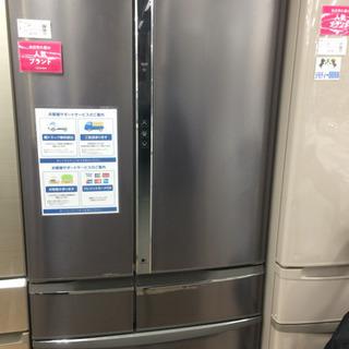 Panasonicの6ドア冷蔵庫!!安心の半年保証付き!!