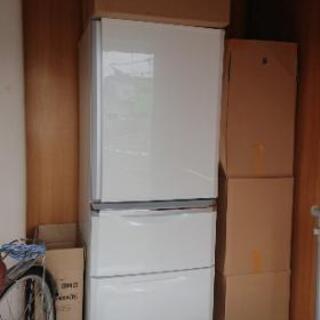MITSUBISHI  MR-C34Z-W  冷蔵庫