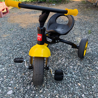 ペダル付き自転車