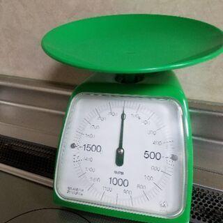 日本製TANITAのキッチンスケール 計り 計量