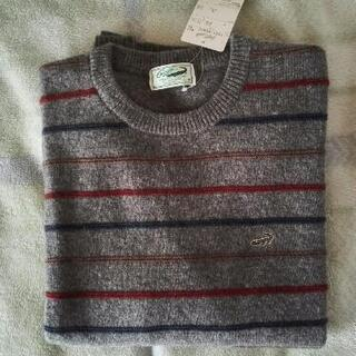 クロコダイルの新品のセーター(元値9900円)(2/7まで)