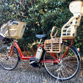 配送料半額‼️E5I電動自転車N32V♥︎ヤマハリトルモア