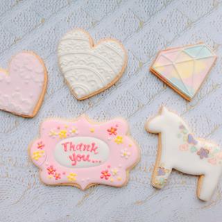 バレンタイン★アイシングクッキー教室