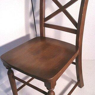 椅子 木製・小さい傷有り >>終了